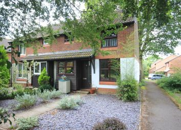 Thumbnail 1 bed end terrace house to rent in Upton, Horsell, Woking