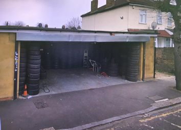 Thumbnail Parking/garage for sale in Romford Road, Manor Park