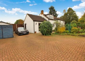 Thumbnail 4 bed detached house for sale in The White Cottage, Leverstock Green Road, Leverstock Green, Hertfordshire