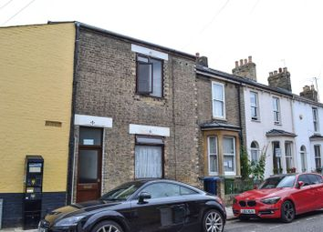 Thumbnail 1 bed terraced house to rent in Kingston Street, Cambridge