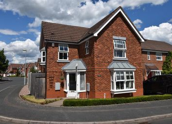 Thumbnail 3 bed detached house for sale in Oak Way, Sutton Coldfield, West Midlands