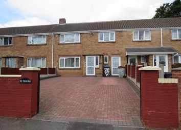 Thumbnail 3 bed terraced house for sale in Windmill Close, Lichfield