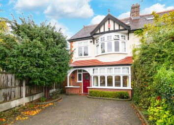 Thumbnail 5 bed end terrace house for sale in Kings Avenue, Woodford Green, Essex
