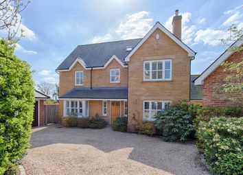 Thumbnail 5 bed detached house for sale in The Harwoods, Ware