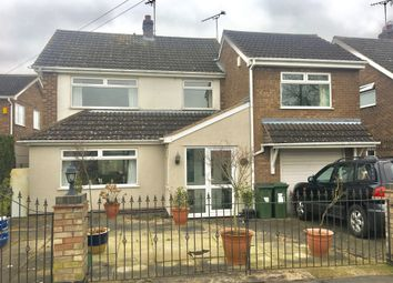 Thumbnail 4 bed detached house for sale in Denman Lane, Huncote, Leicester