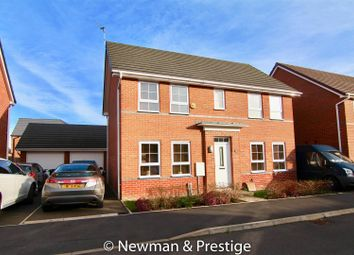 Thumbnail 4 bed detached house for sale in Marjorie Way, Coventry