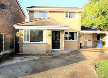Thumbnail 3 bed detached house for sale in Rowan Close, Penwortham, Preston