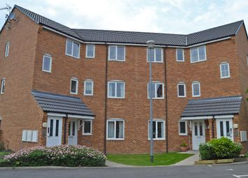 Thumbnail 2 bed flat for sale in Bittern Croft, Horbury, Wakefield