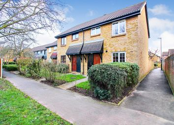 Thumbnail 3 bed semi-detached house for sale in Foxwood Close, Feltham
