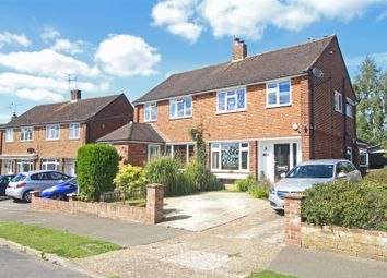 Hill Mead, Horsham RH12. 3 bed semi-detached house