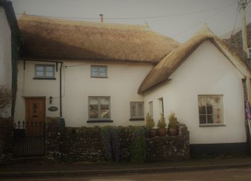 Thumbnail 4 bed semi-detached house for sale in Fore Street, Morchard Bishop, Devon