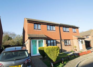 Thumbnail 3 bed semi-detached house for sale in Pagham Close, Eastbourne