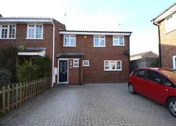 Thumbnail 3 bed end terrace house to rent in Poplar Grove, Friern Barnet, London