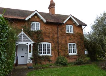 Thumbnail 4 bed semi-detached house to rent in Pennycroft Cottages, Mead Lane, Upper Basildon