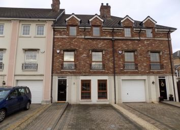 Thumbnail 5 bed town house to rent in Berkeley Hall Place, Lisburn