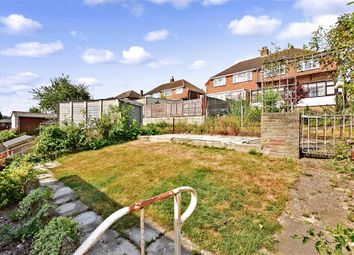 Thumbnail 3 bed semi-detached house for sale in Madden Avenue, Chatham, Kent