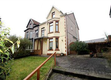 Thumbnail 5 bed semi-detached house for sale in Llanfair Road, Penygraig, Tonypandy