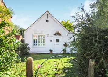 Thumbnail 2 bed detached bungalow for sale in Heacham Road, Sedgeford, Hunstanton