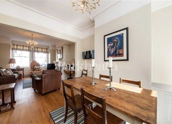 Thumbnail 4 bedroom property for sale in Burrard Road, West Hampstead, London