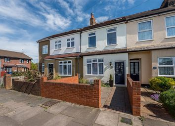 Thumbnail 3 bed terraced house for sale in Upper Halliford Road, Shepperton, Middlesex