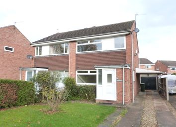 Thumbnail 3 bedroom semi-detached house to rent in Hudson Close, Pershore