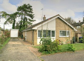 Thumbnail 3 bed detached bungalow for sale in Clarendale Estate, Great Bradley, Newmarket