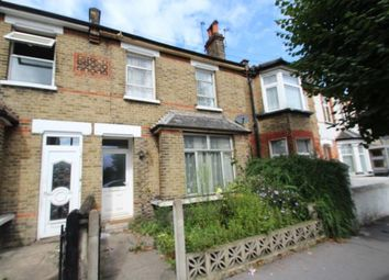 Thumbnail 3 bed terraced house for sale in Sydenham Road, Croydon, Surrey