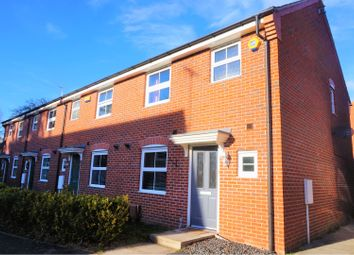 Thumbnail 3 bed end terrace house to rent in Hillside Gardens, Wittering