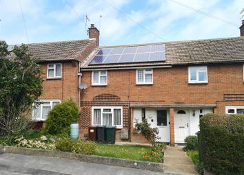 Thumbnail 2 bed terraced house for sale in Greenway, Eastbourne