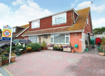 Thumbnail 3 bed semi-detached house for sale in Russell Drive, Whitstable