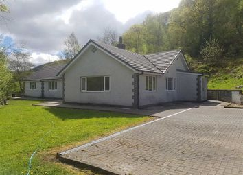 Thumbnail 4 bed detached bungalow for sale in Cwmerfyn, Aberystwyth