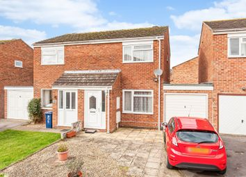 Thumbnail 2 bed semi-detached house for sale in Yeats Close, Cowley, Oxford