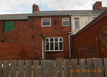 Thumbnail 2 bed terraced house to rent in Derwent Street, Easington Lane