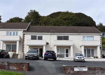 Thumbnail 1 bed flat for sale in Vanewood Court, Plunch Lane, Swansea