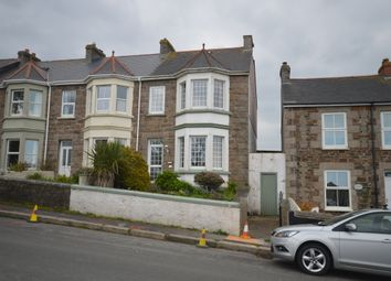 Thumbnail 3 bed end terrace house for sale in Park Road, Redruth