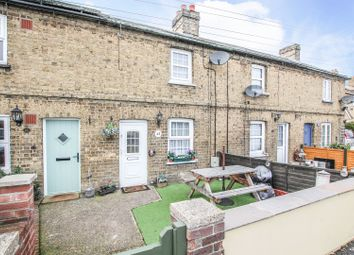 Thumbnail 2 bedroom terraced house for sale in Great North Road, Wyboston