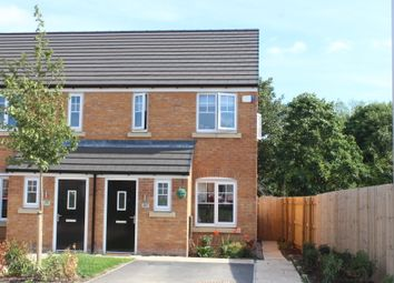 Thumbnail 2 bed end terrace house for sale in Walmsley Meadow Road, Leigh