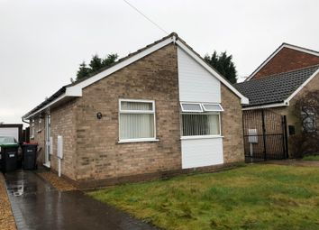 Thumbnail 2 bed bungalow to rent in Royal Oak Drive, Selston, Nottingham