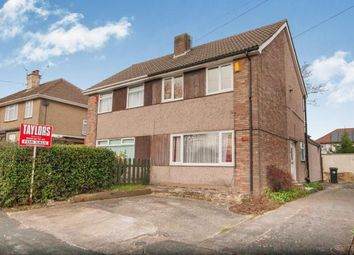Thumbnail 2 bedroom semi-detached house for sale in Ravenglass Crescent, Southmead, Bristol