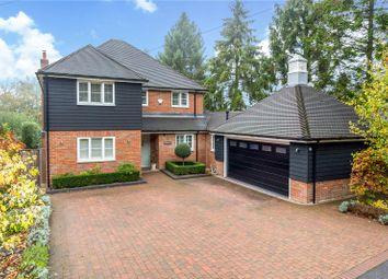 Thumbnail 4 bed detached house for sale in Hammersley Lane, Penn, Buckinghamshire