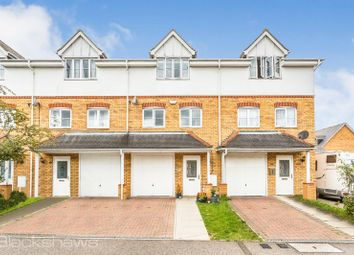 Thumbnail 4 bedroom terraced house for sale in Seaforth Grove, Southend-On-Sea
