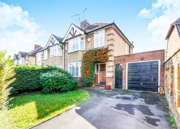 Thumbnail 3 bed semi-detached house for sale in Beechwood Avenue, St.Albans