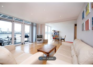 Thumbnail 4 bed flat to rent in Fishguard Way, London E16,