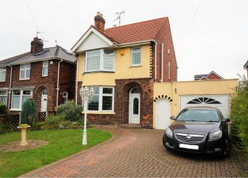 Thumbnail 3 bed detached house for sale in Greenhill Lane, Riddings, Alfreton