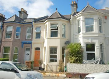 Thumbnail 3 bedroom terraced house for sale in Pasley Street, Plymouth