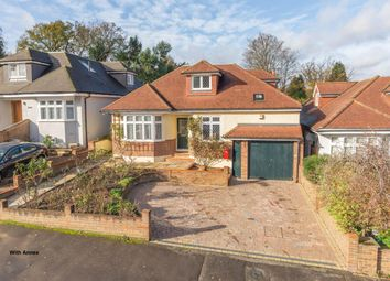 Thumbnail 4 bed bungalow for sale in Ferndale Avenue, Chertsey