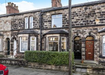 Thumbnail 3 bed terraced house for sale in Grove Park Walk, Harrogate