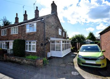 Thumbnail 2 bed end terrace house for sale in Watts Lane, Louth, Lincolnshire