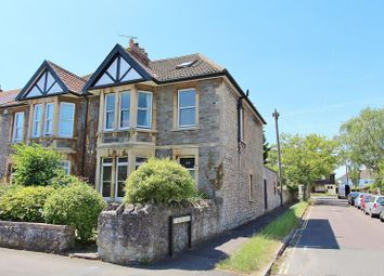 Thumbnail 4 bed semi-detached house for sale in West View Road, Keynsham, Bristol