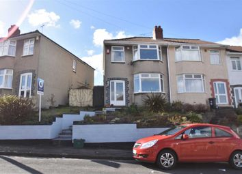 Thumbnail 3 bed end terrace house for sale in Lodway Road, Brislington, Bristol